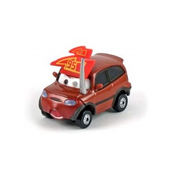 Timothy Twostroke - Disney Cars