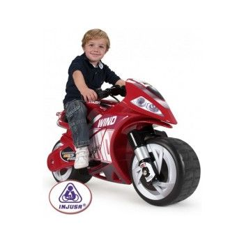 Motocicleta electrica copii Injusa Wind 6V