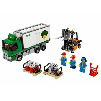 Jucarie Lego City Camion de transport copii