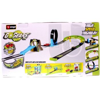 Set De Joaca Go Gear Highspeed - Bburago