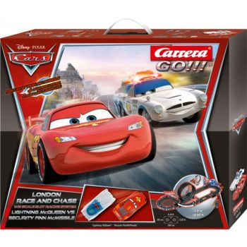 Carrera GO DisneyPixar Cars - London Race Chase