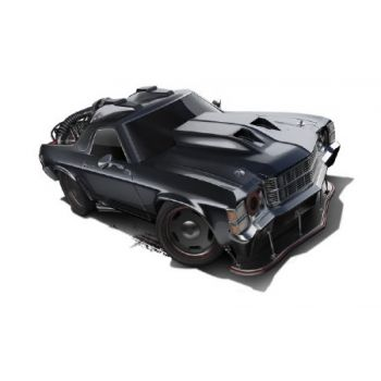 HotWheels Masinuta model - Custom 71 El