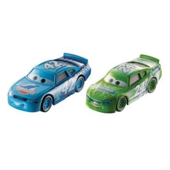 Brick Yardley + Col Weathers Cars 3