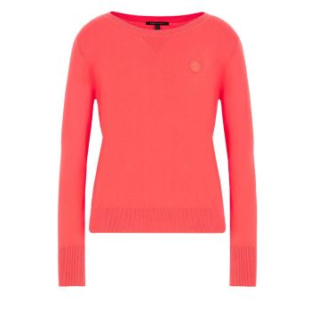 Cotton sweater L
