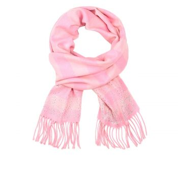 Signature Stripe Woven Scarf - One Size