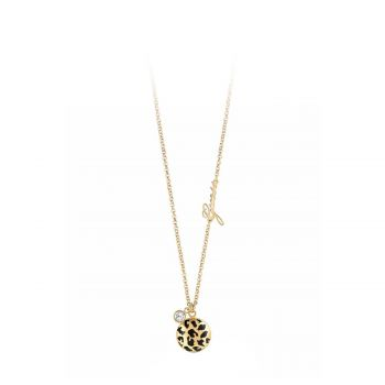 GUESS UBN29112 NECKLACE STAINLESS STEEL GOLD