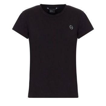 STRETCH COTTON JERSEY T-SHIRT XS