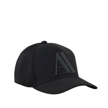 BASEBALL CAP WITH EMBOSSED LOGO